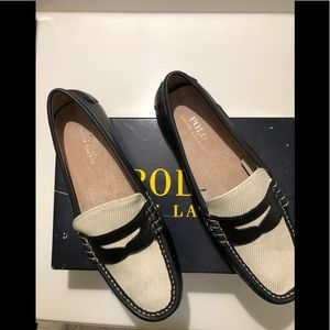 Polo Ralph Lauren Wes ll-so Driver shoes